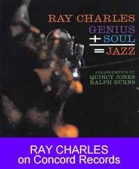 Ray Charles Spotlight On Ray Charles
